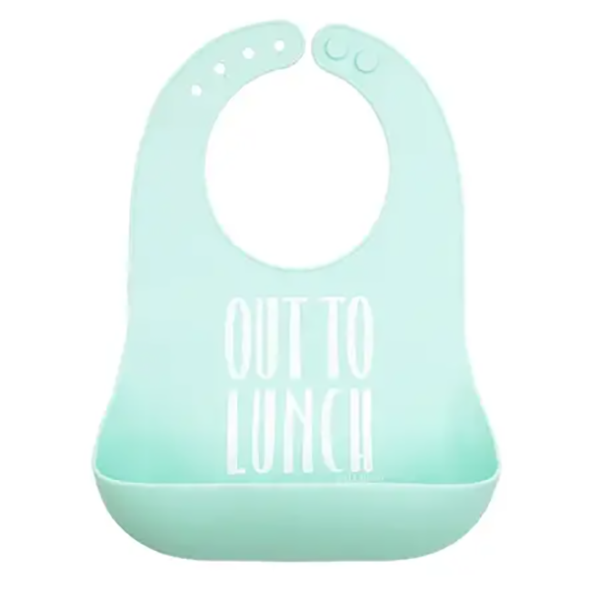 OUT TO LUNCH WONDER BIB