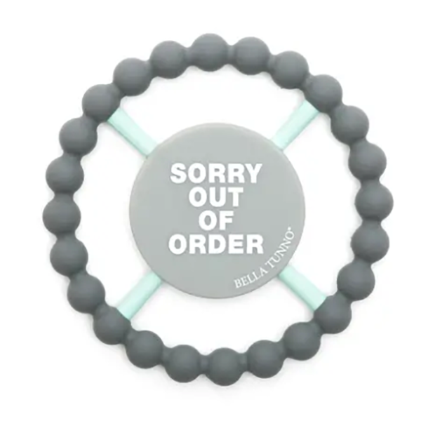 OUT OF ORDER TEETHER