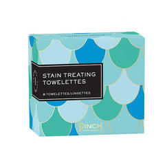 STAIN TREATING TOWELETTES