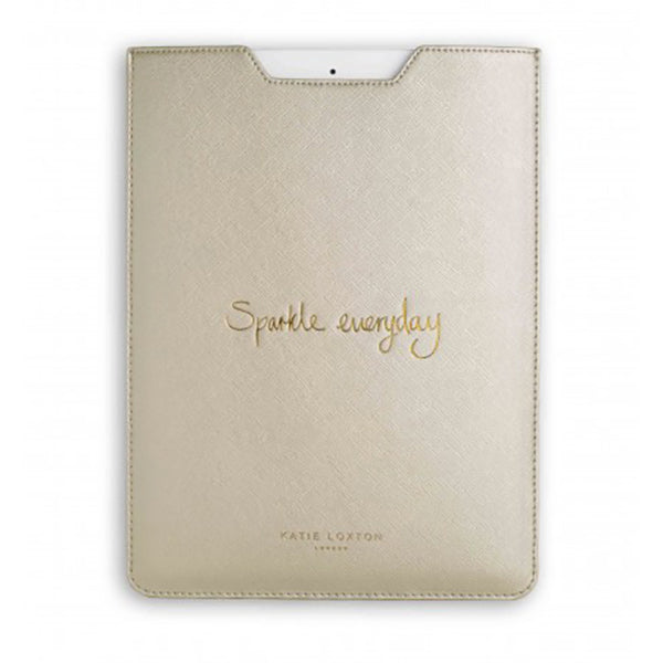 SPARKLE EVERYDAY IPAD CASE