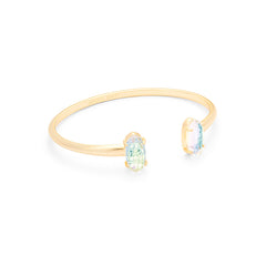 KENDRA SCOTT- EDIE BRACELET IN GOLD