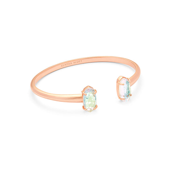 KENDRA SCOTT- EDIE BRACELET IN ROSE GOLD