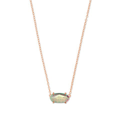 KENDRA SCOTT- EVER NECKLACE IN ROSE GOLD