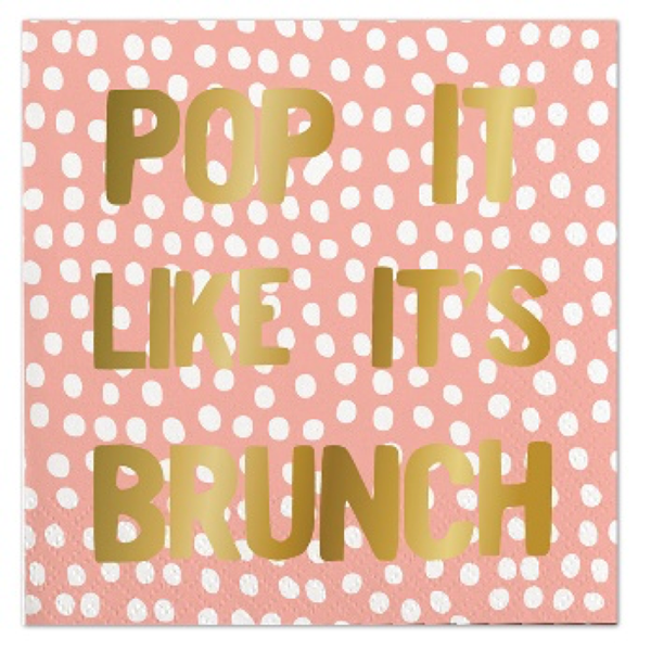 POP IT BRUNCH NAPKINS