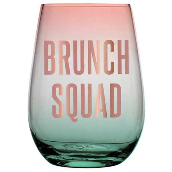 BRUNCH SQUAD STEMLESS
