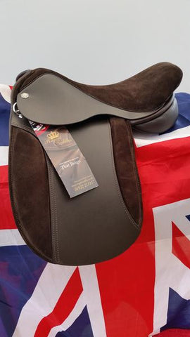 Windsor Show Saddle
