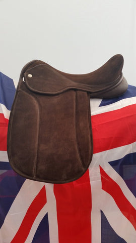 Kensington Show Saddle