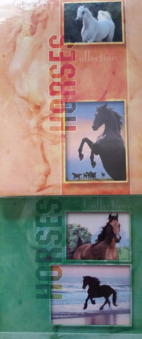 Horse Collection Letter Writing Set