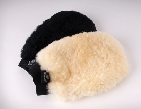 Rhinegold Sheepskin Finishing Mitt