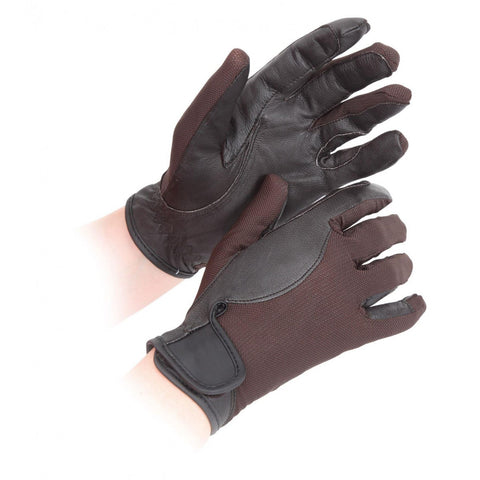 Shires 191C Children's Super Cool Performance Gloves