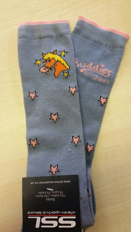 Childs Buddies Socks