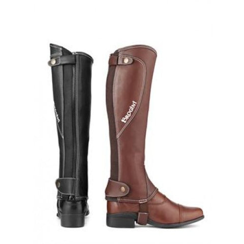 Leather Gaiters - Milano