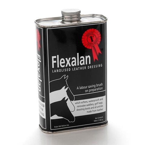 Flexalan Leather Dressing
