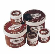 Jeffries Leather Care