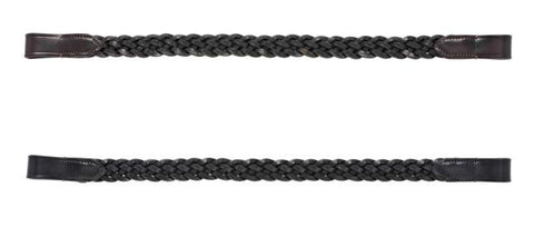 Browband - Plaited