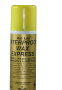 Waterproof Wax Express Spray