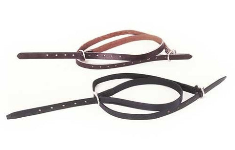 Windsor Equestrian Leather Spur Straps