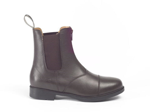 Zipped Paddock Boot