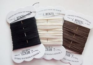 Wenzel Needle & Plaiting Thread