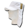 Military Clothing Cotton Foreign Legion Cap/ Flap Cap White