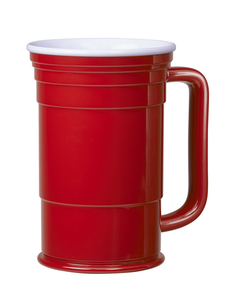 RED CUP LIVING- 24 OZ. MUG WITH HANDLE