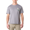 5.11 Tactical Cold Dead Hands 45 T-Shirt - Gray Heather