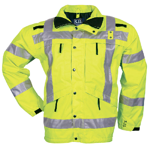 5.11 Tactical High Visibility Parka - High-Vis Yellow