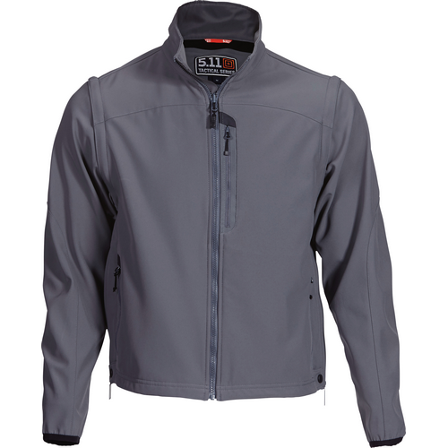 5.11 Tactical Valiant Soft Shell Jacket - Storm