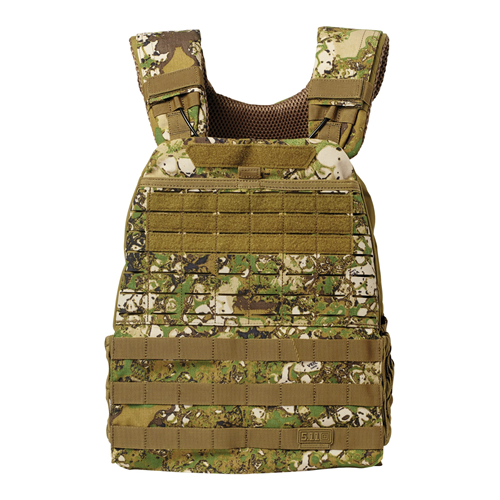 5.11 Tactical Geo7 Tactec Plate Carrier - Terrain