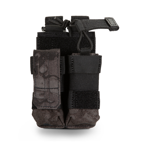 5.11 Tactical Geo7 Double Pistol Pouch - Night