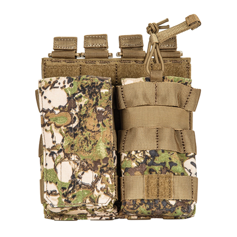 5.11 Tactical Geo7 Double Ar Pouch - Terrain