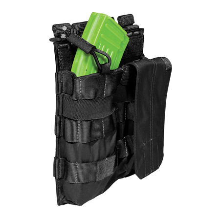 5.11 Tactical Ak Bungee W/Cover Double - Black