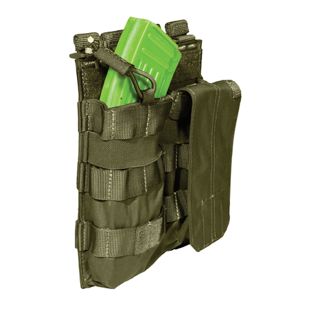 5.11 Tactical Ak Bungee W/Cover Double - OD Green