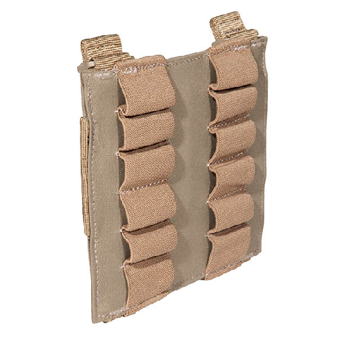5.11 Tactical 12 Rd Shotgun Pouch - Sandstone
