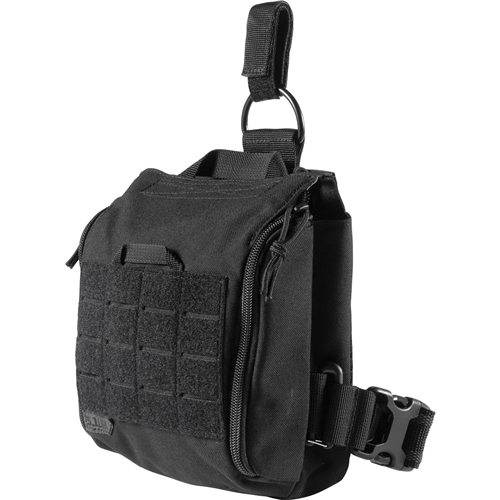 5.11 Tactical Double Mag Med Kit - Black