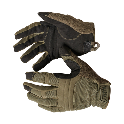 5.11 Tactical Competition Shooting Gloves - Ranger Green