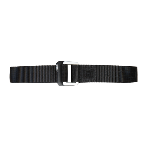 5.11 Tactical Traverse Double Buckle Belt - Black