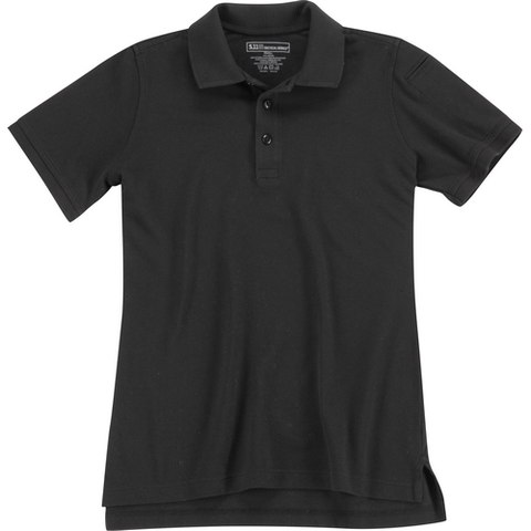 5.11 Tactical Women's Utility Polo - Black