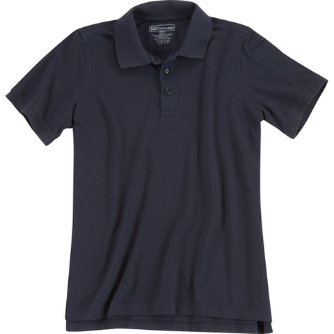 5.11 Tactical Women's Utility Polo - Dark Navy