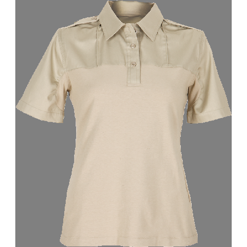 5.11 Tactical Women's PDU Rapid Shirt - Silver Tan