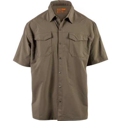 5.11 Tactical Freedom Flex Woven Shirt - Stampede