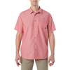 5.11 Tactical Ares S/S Shirt - Engine Red