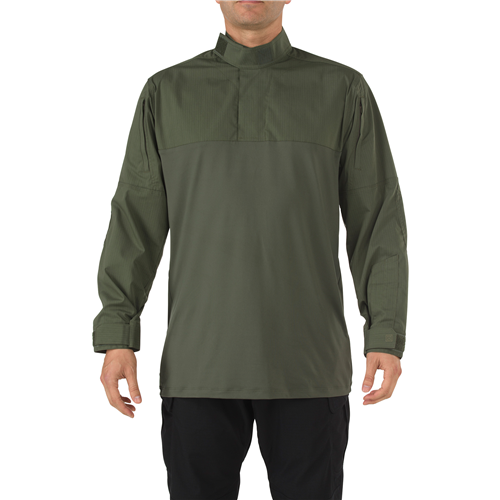 5.11 Tactical Stryke TDU Rapid Long Sleeve Shirt - TDU Green