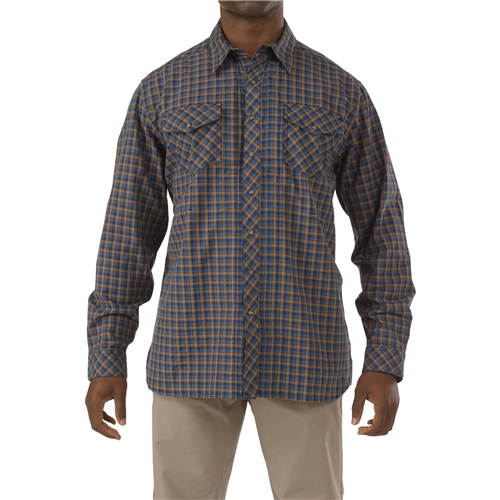 5.11 Tactical Flannel Long Sleeve Shirt