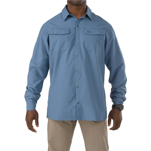 5.11 Tactical Freedom Flex Woven Shirt - Bosun