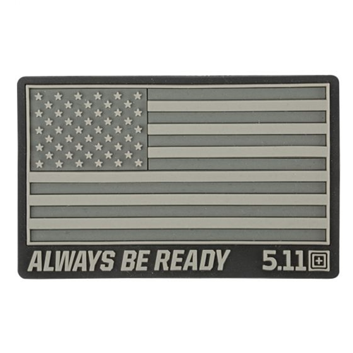 5.11 Tactical USA Patch - Double Tap