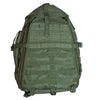 Ambidextrous Teardrop Tactical Sling Pack OD Green