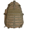 Ambidextrous Teardrop Tactical Sling Pack Tan