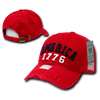 America 1776 Vintage Athletic Caps