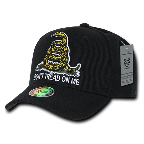 Don`t Tread On Me Structured Graphics Caps